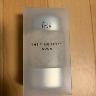 イプサ(IPSA)のipsa 新品未使用 イプサ ザ・タイムRアクア 化粧水100ml(化粧水 / ローション)