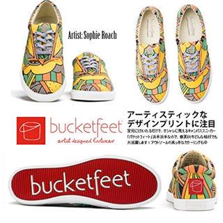 BUCKETFEET シューズ スニーカー(スニーカー)