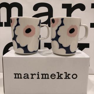 マリメッコ(marimekko)のマリメッコ  フィンエアー限定 マグカップ(食器)