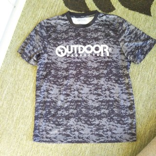 アウトドアプロダクツ(OUTDOOR PRODUCTS)のOUTDOOR サラサラTシャツ(Tシャツ/カットソー(半袖/袖なし))