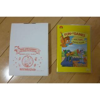 ディズニー(Disney)のDWE ジッピー DVD『 FUN AND GAMES』(知育玩具)