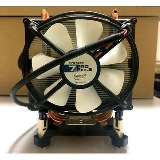 【ジャンク】CPUファン ARCTIC Freezer Pro7 Rev.2(PCパーツ)