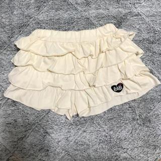 エーアーベー(eaB)のeaB ☆スカート☆120(スカート)