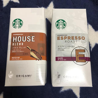 スターバックスコーヒー(Starbucks Coffee)のスターバックス ドリップコーヒー(コーヒー)