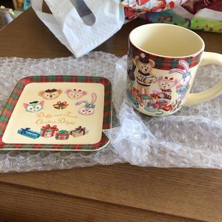 ディズニー(Disney)のクリスマス スーベニアセット(食器)