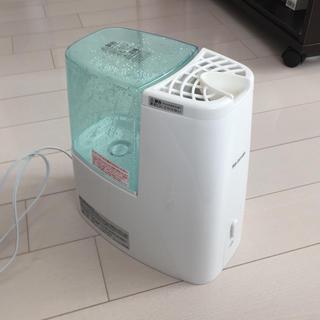 アイリスオーヤマ(アイリスオーヤマ)の加熱式加湿器 KSK-260D-G タンク1.9L(加湿器/除湿機)