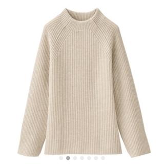 無印良品 セーター