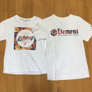 ビラボン(billabong)のTシャツ 二枚セット売り(Tシャツ(半袖/袖なし))