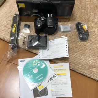 ニコン(Nikon)のニコン Nikon NIKON D5300 殆ど未使用(デジタル一眼)