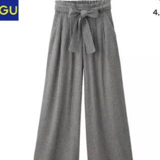 GU - ワイドパンツ