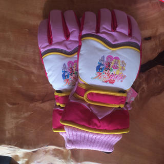 バンダイ(BANDAI)の新品 プリキュア 手袋(手袋)