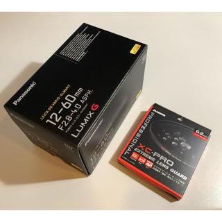 Panasonic - Panasonic LEICA 12-60mm F2.8-4.0