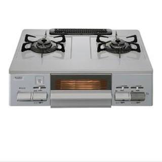 ノーリツ(NORITZ)の美品 ノーリツセンサーガスコンロ プロパン用(調理機器)