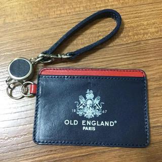 オールドイングランド(OLD ENGLAND)のOLD ENGLAND パスケース(名刺入れ/定期入れ)