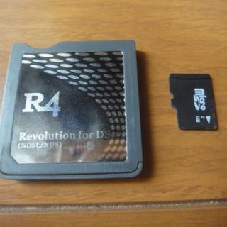 ニンテンドーnintendo DS lite用R4(携帯用ゲームソフト)