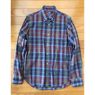 カトー(KATO`)の新品 Kato チェックシャツ Sサイズ(シャツ)