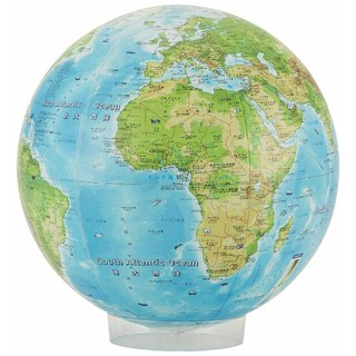 ほぼ日のアースボール 直径約27cm 非フタル酸系塩ビ製(リース)