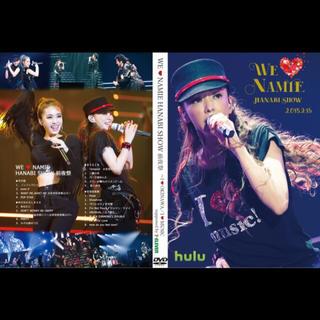 安室奈美恵 沖縄前夜祭ライブ DVDケース(ミュージック)