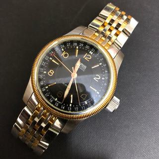 オリス(ORIS)のORIS オリス ビッグクラウン ポインターデイト(腕時計(アナログ))