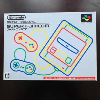 スーパーファミコン(スーパーファミコン)のニンテンドークラシックミニスーパーファミコン(家庭用ゲーム本体)
