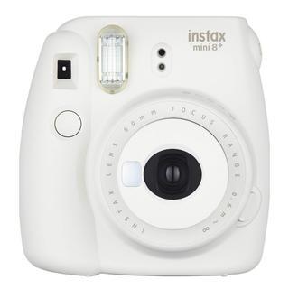 フジフイルム(富士フイルム)のチェキ instax mini 8+(フィルムカメラ)