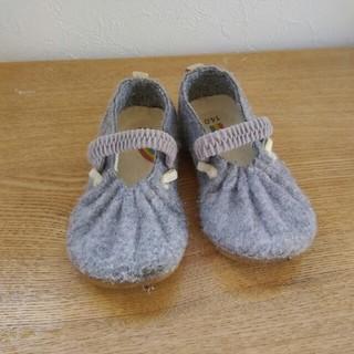 ムジルシリョウヒン(MUJI (無印良品))の14㎝ 女の子靴(その他)