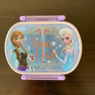アナトユキノジョオウ(アナと雪の女王)のランチBOX ディズニー アナと雪の女王(弁当用品)