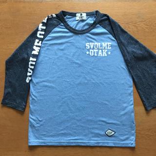 アスレタ(ATHLETA)のSVOLME OTAK 七分袖Tシャツ(ウェア)