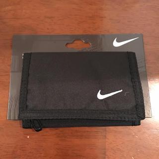 ナイキ(NIKE)のNIKE 折り財布 黒(折り財布)