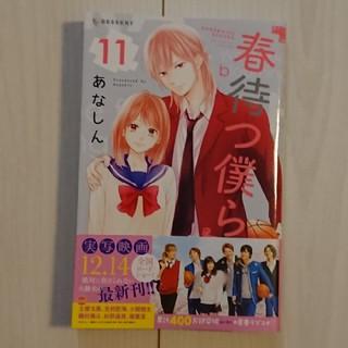 コウダンシャ(講談社)の春待つ僕ら  11巻(少女漫画)