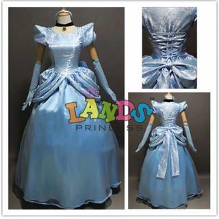 ディズニー(Disney)のシンデレラ ドレスセット(衣装一式)