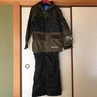 スキーウェア&手袋(ウエア)