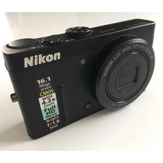 ニコン(Nikon)のニコン Nikon デジタルカメラ COOLPIX P310 ブラック(コンパクトデジタルカメラ)
