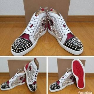 Christian Louboutin - ルブタン靴スニーカー