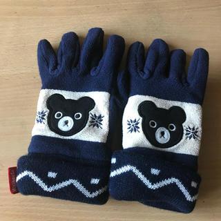 ミキハウス(mikihouse)のMIKIHOUSE 手袋 DOUBLE.B(手袋)