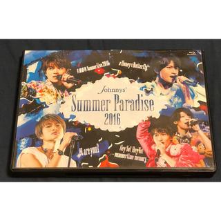 Sexy ZoneのSummer Paradise 2016(ミュージック)