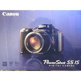 Canon - Canon 光学ズーム12倍 デジタルカメラ PowerShot S5IS