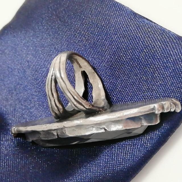 moussy(マウジー)のmoussy ストーンリング レディースのアクセサリー(リング(指輪))の商品写真