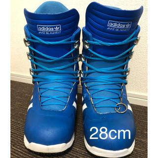 アディダス(adidas)のadidas スノーボードブーツ 28.0(ブーツ)