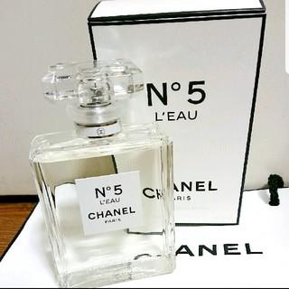 シャネル(CHANEL)のCHANEL シャネル 香水 No5 LEAU No.5 ロー ナンバー5(香水(女性用))