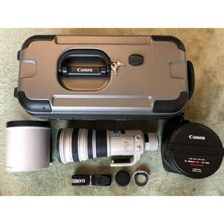 Canon - 保証付 極美品キャノンメンテ済 CANON EF 500mm F4 L IS