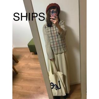 シップス(SHIPS)の☆SHIPS☆シップス   ウールニットプルオーバー(ニット/セーター)