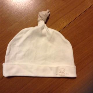バーバリー(BURBERRY)のバーバリーロンドン ベビー帽子(その他)