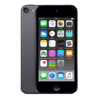 アイポッドタッチ(iPod touch)の新品★未開封★Apple★iPod touch★16GB★第6世代★グレー(ポータブルプレーヤー)