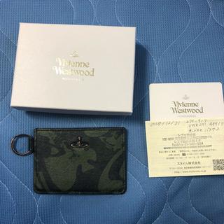 ヴィヴィアンウエストウッド(Vivienne Westwood)のVivienne Westwoodパスケース(名刺入れ/定期入れ)