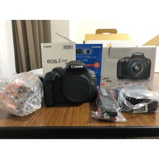 Canon - キャノン EOS kiss x90 新品