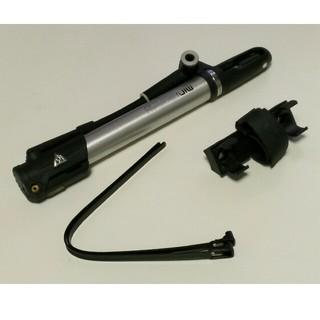 トピーク(TOPEAK)のトピーク miniMORPH 自転車用携帯ポンプ(工具/メンテナンス)