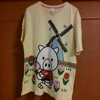 ドラッグストアーズ(drug store's)の難アリ☆Fサイズ ドラッグストアーズ 半袖Tシャツ☆used(Tシャツ(半袖/袖なし))