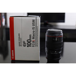 Canon - EF 100mm F2.8L IS USM