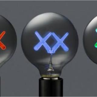 入手困難 kaws Light Bulb Set  レア(蛍光灯/電球)